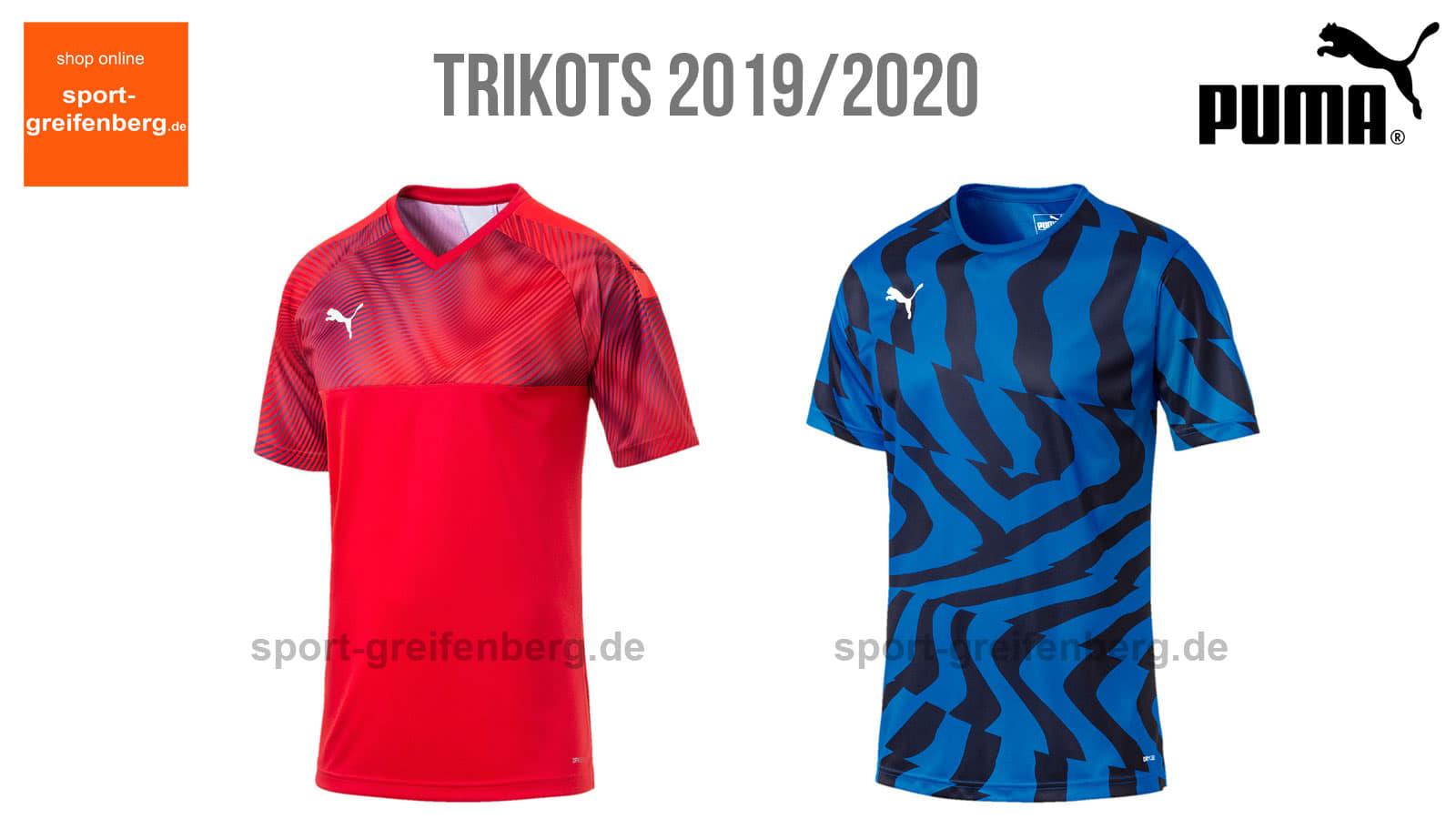 Das sind die Puma Trikots 2019 2020