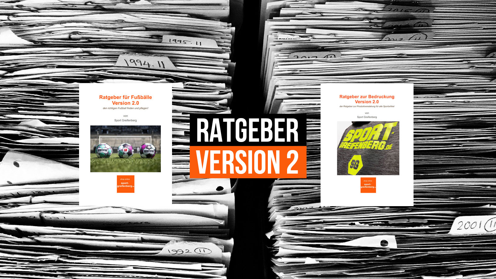2 neue PDF Ratgeber die Vereine nicht verpassen sollten.
