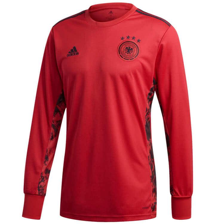 Das adidas DFB Home GK Jersey als Torwart Trikot