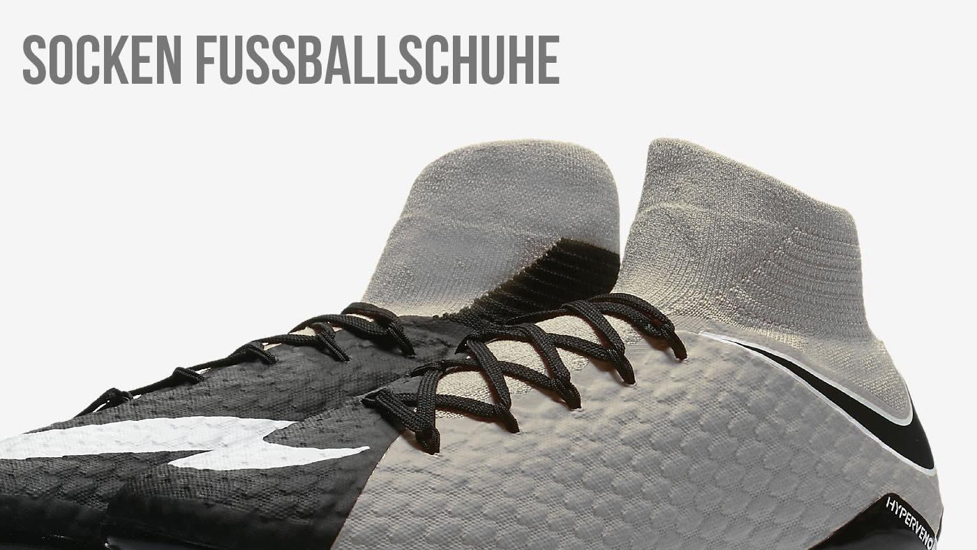 Wie soll mann Fußballschuhe mit Socken waschen und pflegen?