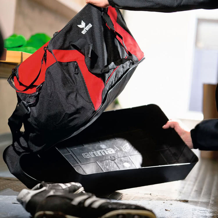 Fußball Sporttasche mit einem Bodenfach
