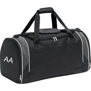 Sporttaschen Aufdruck mit Initialen oder Nummern