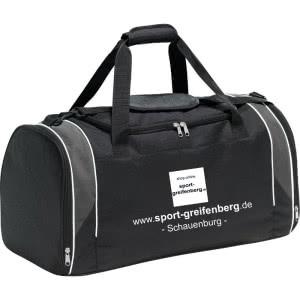 Sporttaschen Druck mit Werbung oder einem Sponsor