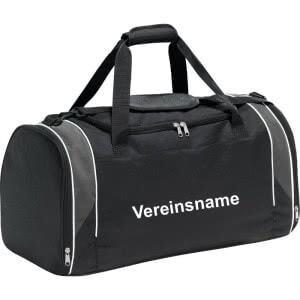Sporttaschen mit Vereinsnamen oder Teamnamen bedrucken lassen.