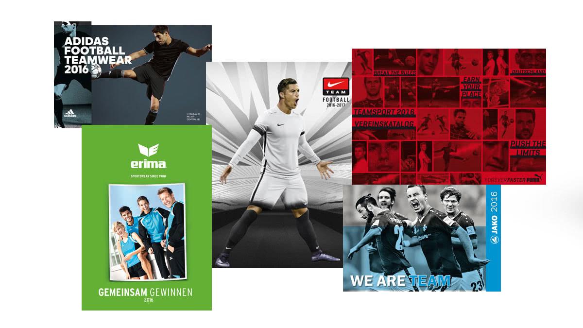 3f99b492f265b Die Teamsport und Fußball Kataloge der Saison 2016 2017