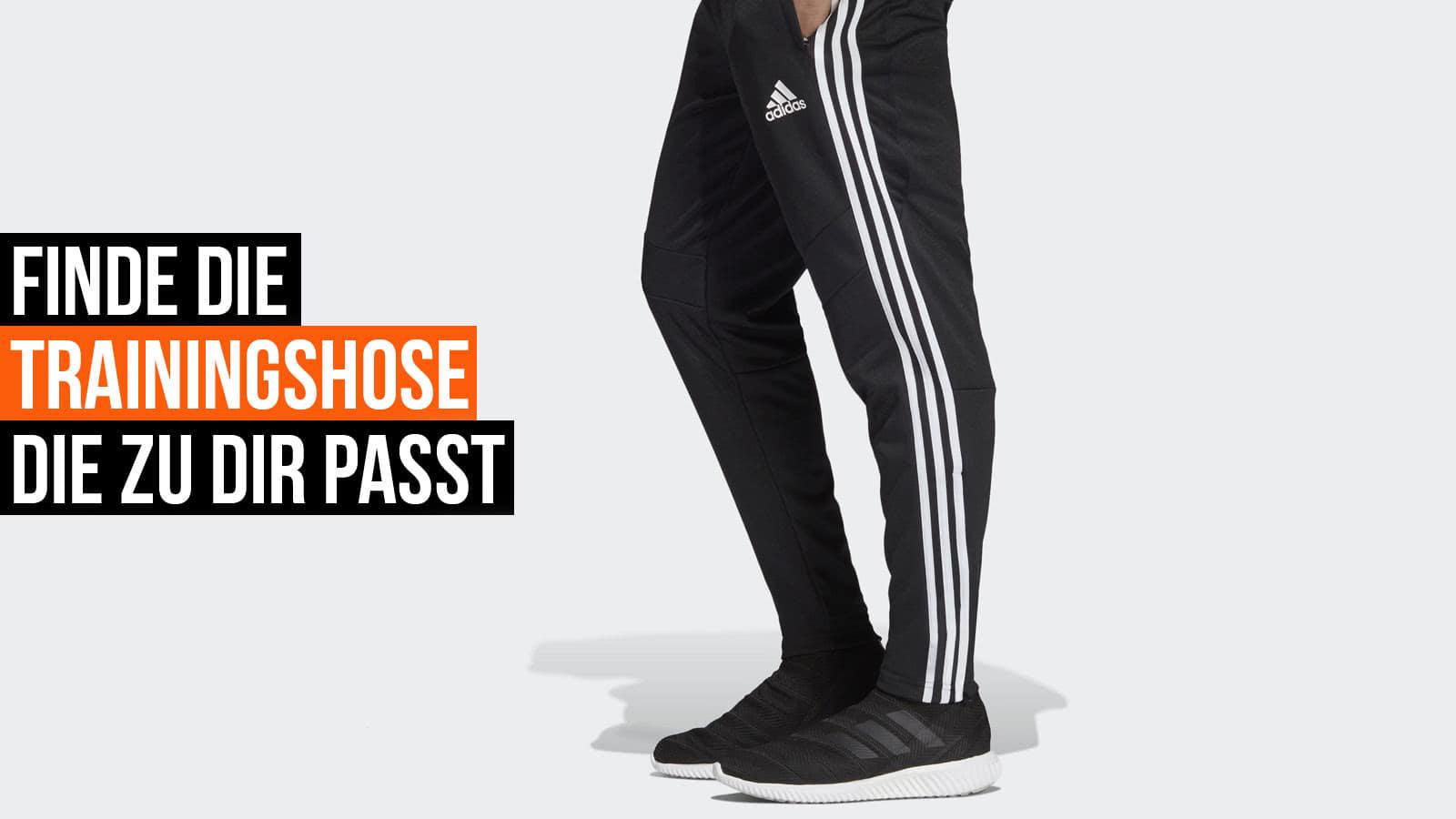 Die richtige Sporthose Trainingshose Polyesterhose