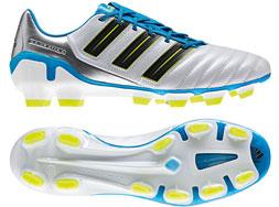 Den Adidas adiPower Predator white Nockenschuh bestellen