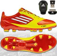 Die Adidas adiZero 2 F50 TRX FG miCoach Bundle SprintSkin Fußballschuhe high Engery bestellen