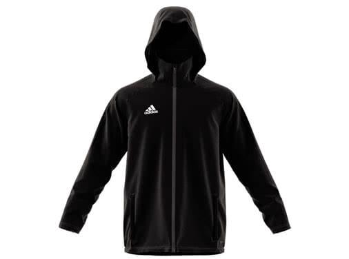 Die adidas Condivo 18 Storm Jacket als sportive Winterjacke kaufen