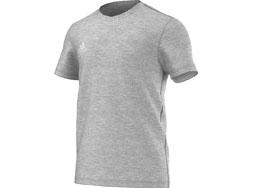 Das Adidas Core 15 Tee aus Baumwolle als T-Shirt für den Teamsport