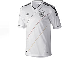 Das Deutschland Trikot Home der Nationalmannschaft