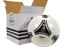 Das Adidas Tango 12 EM 2012 X-Mas Ballpaket online kaufen