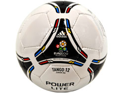 Der Adidas Tango 12 Junior 290 Gramm EM 2012 Kinder Ball