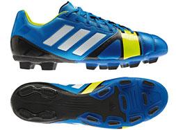 Die Adidas Nitrocharge 3.0 TRX FG
