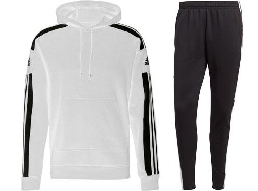 adidas Squadra 21 Jogginganzug mit Kapuze als Trainingsanzug kaufen