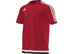 Adidas Tiro 15 Tee als Baumwolle T-Shirt bestellen