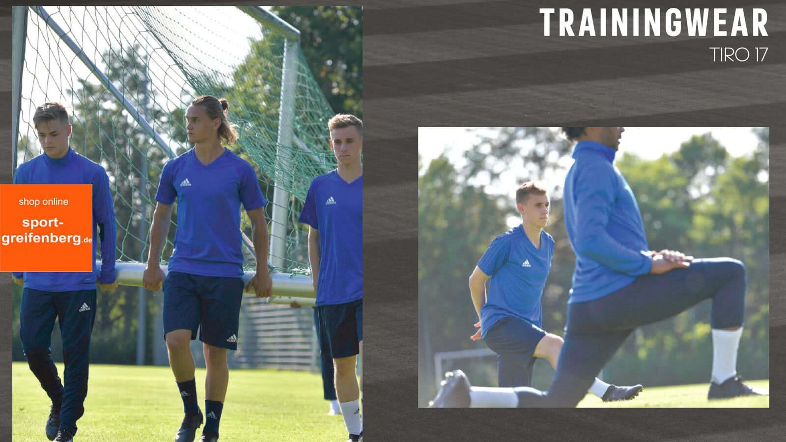 Adidas Tiro 17 Teamline Sportartikel