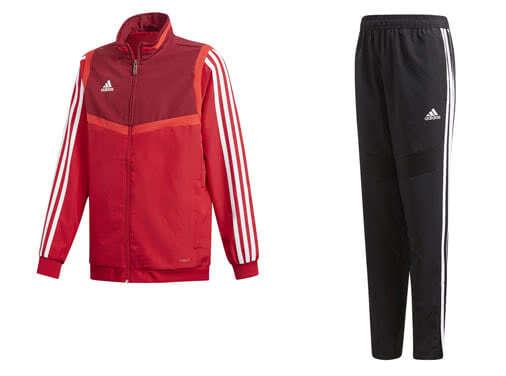 Dn adidas Tiro 18 Polyesteranzug und Sport Trainingsanzug kaufen