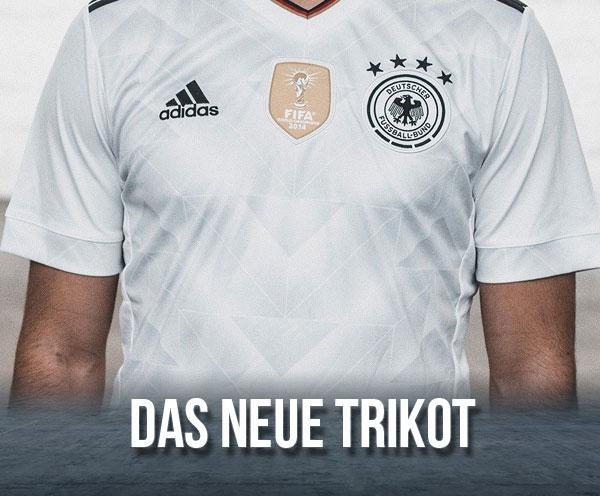 Das DFB Deutschland Trikot 2018 bestellen