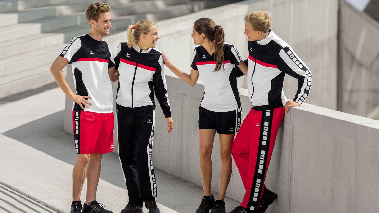 Erima 5-Cubes Teamline Sportbekleidung für alle Sportarten