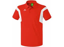 Die Erima Classic Team Poloshirt als Sportbekleidung bestellen