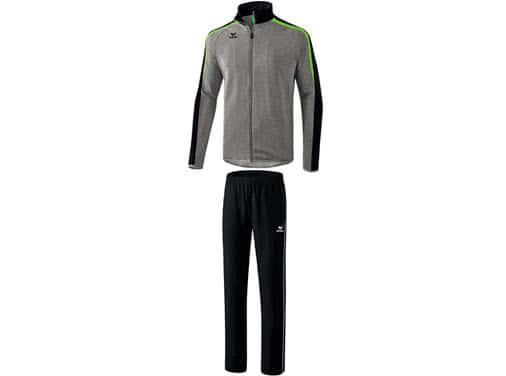 Erima Liga Line 2.0 Präsentationsanzug aus Präsentationsjacke und Präsentationshose als Trainingsanzug bestellen