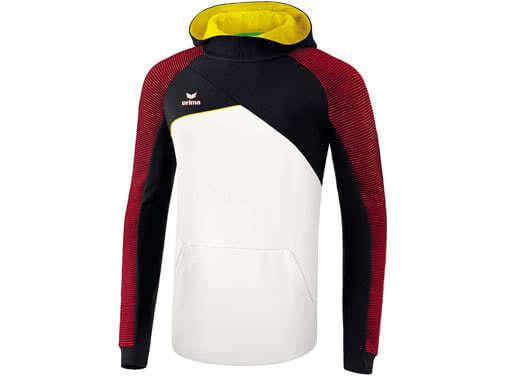 Erima Premium One 2.0 Kapuzensweatshirt im Sportartikel Online Versand kaufen