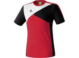 Die Erima Premium One T-Shirt als Sport T-Shirt für Sportler und Sportlerinnen