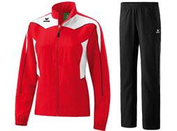 Die Erima Shooter Damen Präsentationsanzug im Teamsport Shop kaufen. Frauen Sportbekleidung