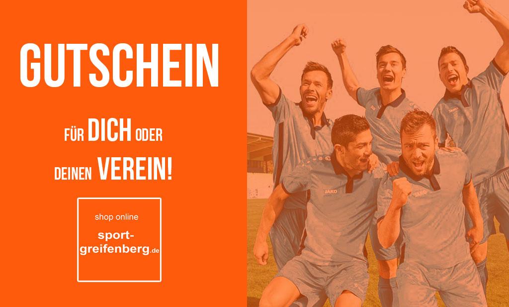 Newsletter Sport Shop Anmeldung