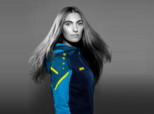 Die Jako Performance Kapuzenjacke als Sportbekleidung der Teamline kaufen