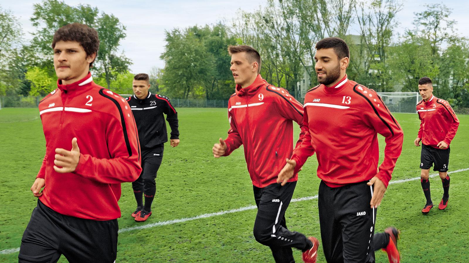 Jako Copa Teamline Sportbekleidung für Vereine und Mannschaften