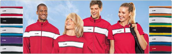 Im Jako Shop die Jako Player Sportbekleidung für den Teamsport kaufen. Sportartikel der Player Linie