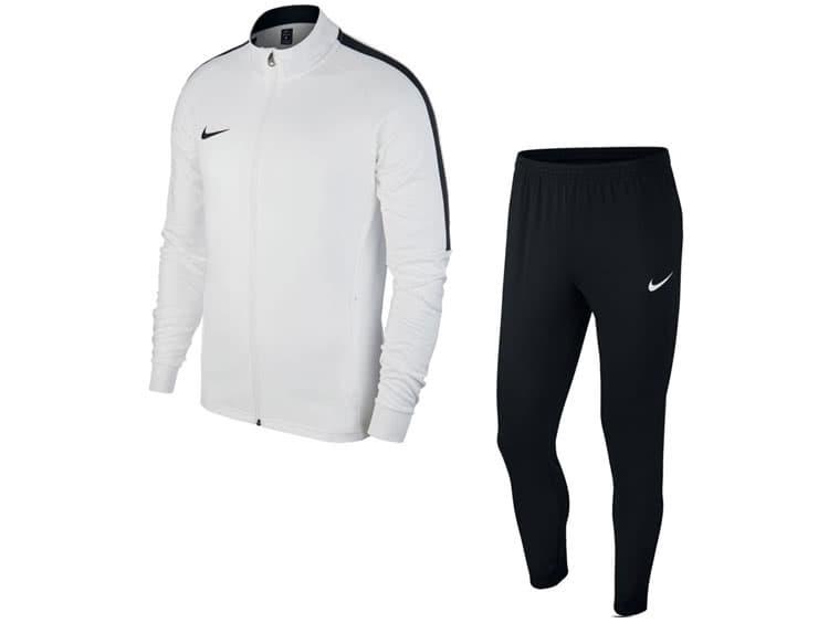 Nike Academy 18 Knit Track Suit Trainingsanzug und Polyesteranzug bestellen