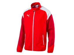 Puma Esito 4 Polyesterjacke für den Polyesteranzug als Sportjacke