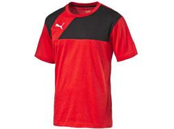 Puma Esquadra Tee als Baumwolle T-Shirt für die Freizeit