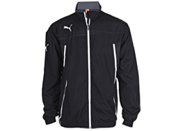 Puma King Woven Jacket als Präsentationsjacke bestellen