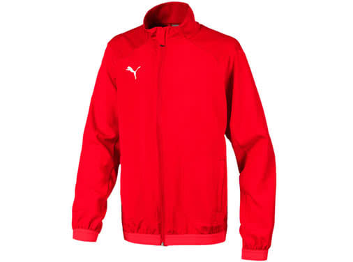 Puma Liga Woven Jacket für den Präsentationsanzug bestellen