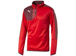 Puma Mestre 1/4 Zip Training Top als Trainings-Sportbekleidung