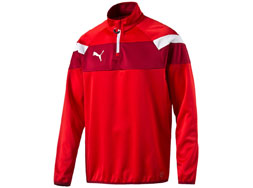 Puma Spirit II 1/4 Zip Top als Training Top und Trainingsjacke bestellen