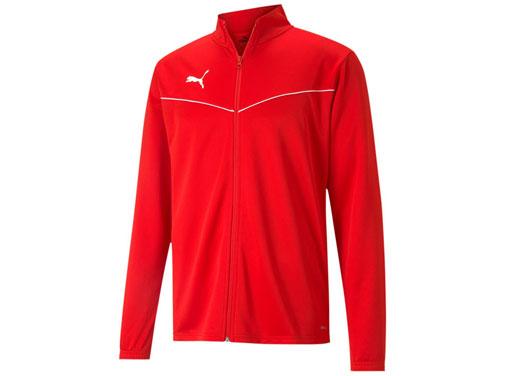 Puma teamRise Polyesterjacke und Trainingsjacke