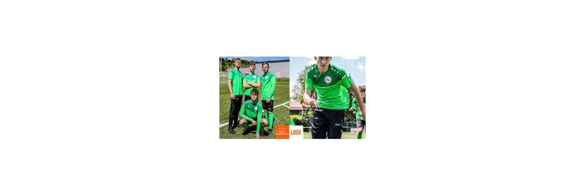 Jako Jugend Training Set grün - Jako Jugend Training Set grün | Shirt | Top | Trainingshose