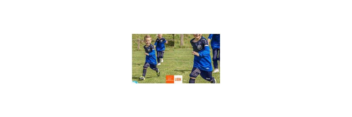 Jako Kinder Training Set blau - Jako Kinder Training Set blau | Training Sweatshirt | Trainingshort