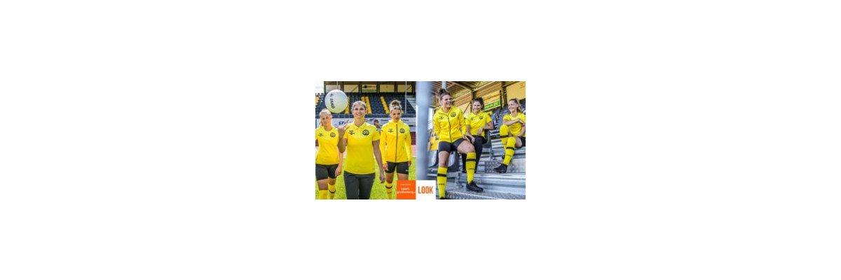 Jako Damen Sport Set gelb - Jako Damen Sport Set gelb | Polo | Shirt | Kapuzenjacke