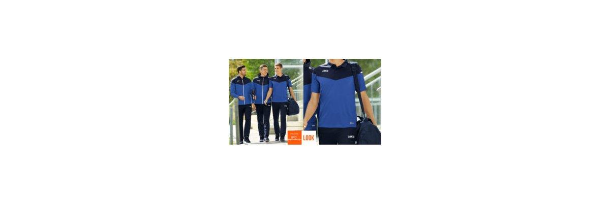 Jako Mannschaftsbekleidung Champ 2 blau - Jako Mannschaftsbekleidung Champ 2 blau | Jacken und Hosen