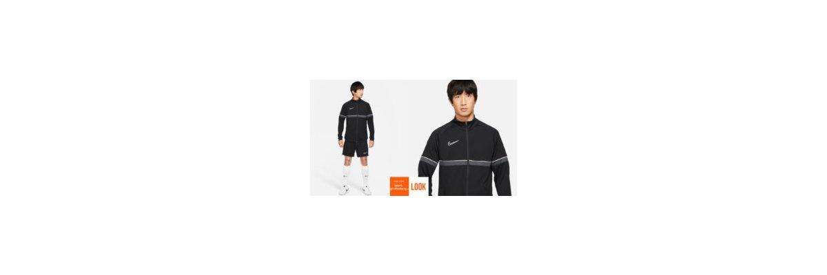 Nike Academy Training Outfit schwarz - Nike Academy Training Outfit schwarz | Jacke + Short