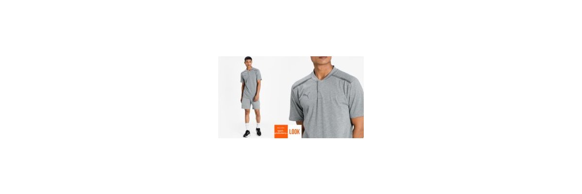 Puma Lifestyle Poloshirt Outfit - Puma Lifestyle Poloshirt Outfit | Polo | Short