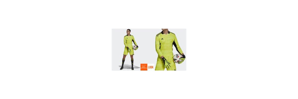 adidas Torwart Set Condivo gelb - adidas Torwart Set Condivo gelb | Torwart Trikot | Short | Stutzen
