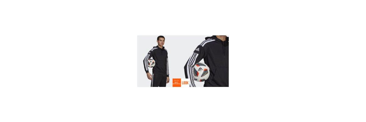adidas Sport und Freizeit Outfit 3 Streifen - adidas Sport und Freizeit Outfit 3 Streifen | Hoody Style