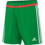 Adidas Campeon 15 Short - green/bright red - Gr. l